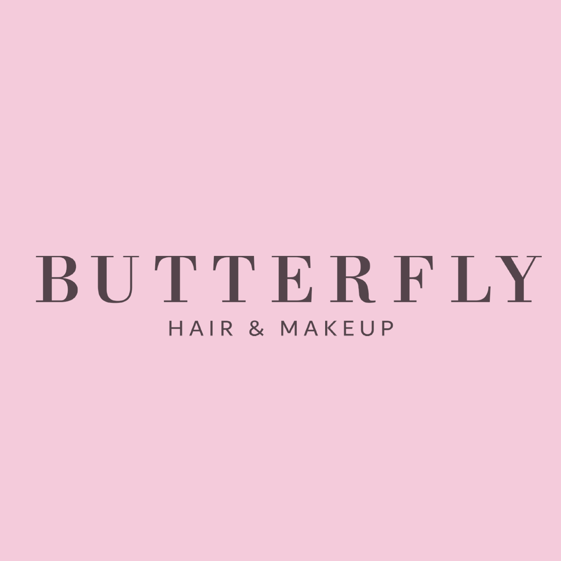 Butterfly Hair & Make Up