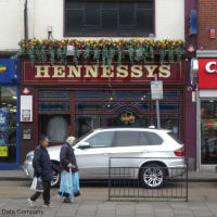 Hennessys Function Room London