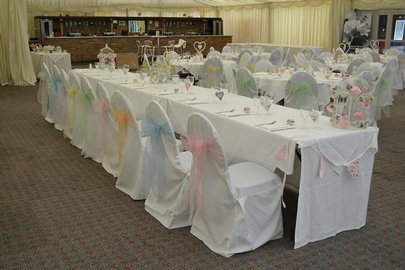 Forest of Dean Chair Covers