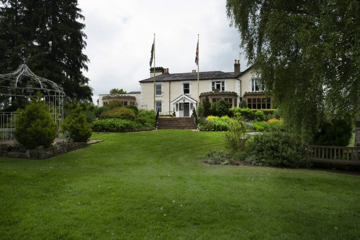 Northop Hall & Country House Hotel