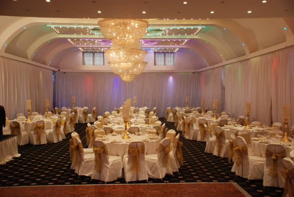 The Osterley Star Banqueting Suites Ltd,