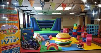 Kinderland Party Coventry