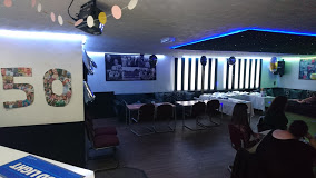 Martin Peters Sports Bar Bacup