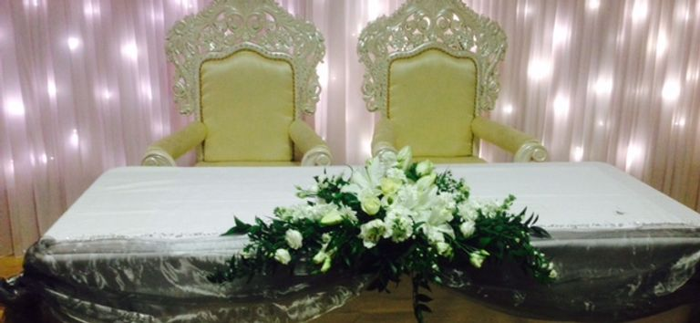 Midlands Chair Cover Hire Nottingham