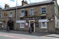 The Puss in Boots Macclesfield