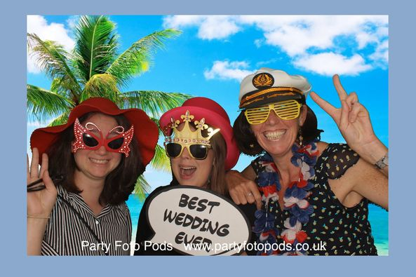 Party Foto Pods Gloucester