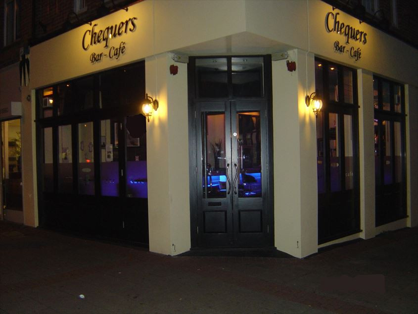Chequers Function Bar Epsom