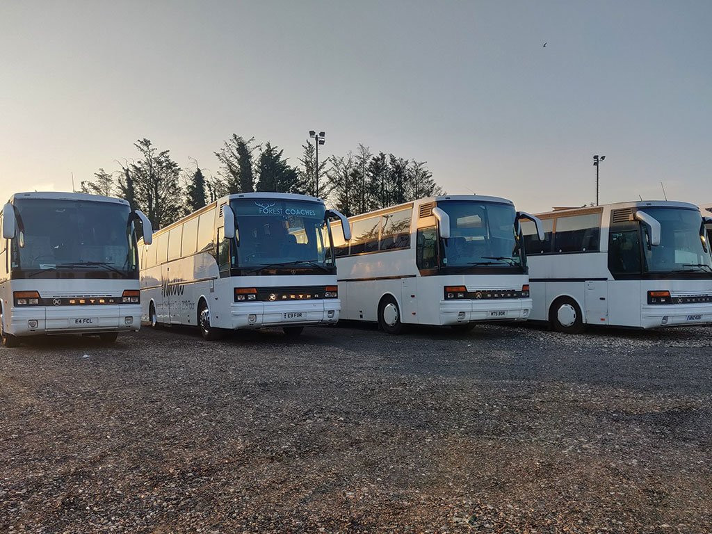 Forest Coaches Limited