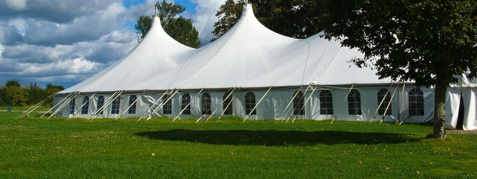 Strawberry Fayre Marquees