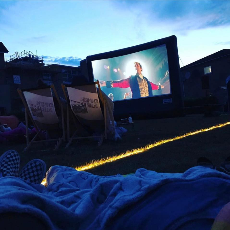 Open Air Film and Chill